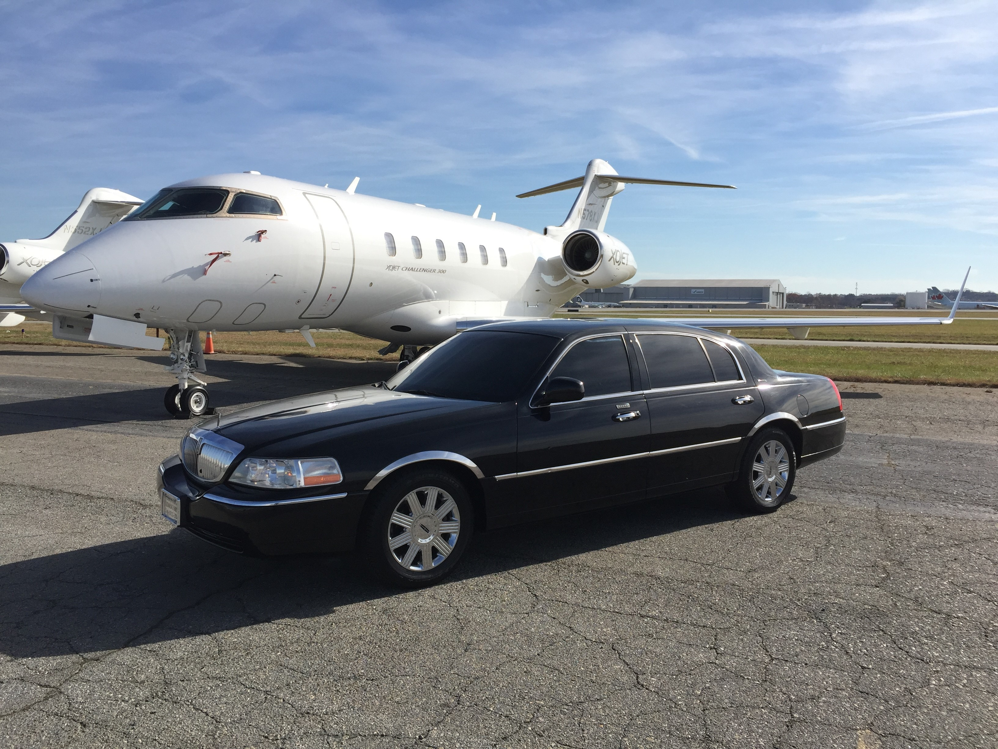 Charlotte Airport Transportation